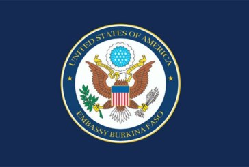 Déclaration de l'ambassade des Etats-Unis sur le rapport de HRW sur les exécutions extrajudiciaires au Burkina Faso