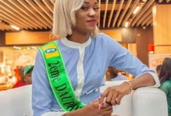 Miss Côte d'Ivoire 2019: décès de la 2ème dauphine, Leila Koné