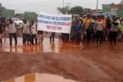 Rimkieta : Des habitants donnent de la voix pour réclamer une voie bitumée