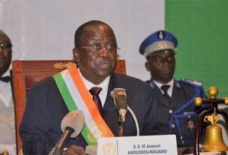 Côte d'Ivoire: Atteint du Covid-19, lePrésident du SénatAhoussou Jeannotévacué en Allemagne