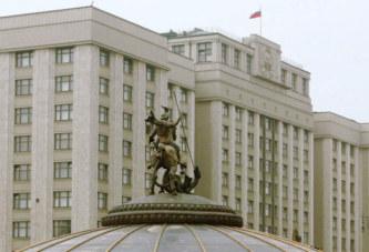 Les députés russes préparent des sanctions contre les entreprises américaines