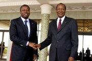 Blaise Compaoré et Faure Gnassingbé prônent le renforcement de l'intégration sous-régionale