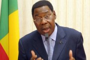 Bénin : le président Boni Yayi ne « briguera pas » un 3ème mandat