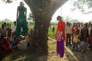 Inde: Deux adolescentes violées et retrouvées pendues