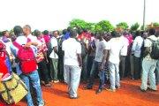 Université polytechnique de Bobo-Dioulasso:  Les étudiants protestent contre la vétusté des cars