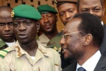 Marche de protestation contre l'arrestation du Général Sanogo