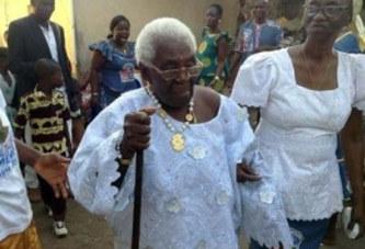 Une ivoirienne devient l'une des personnes les plus âgées au monde
