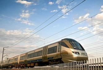 La Chine veut relier les capitales africaines par des trains à grande vitesse
