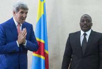 RDC : Washington exhorte Joseph Kabila à abandonner le pouvoir en 2016