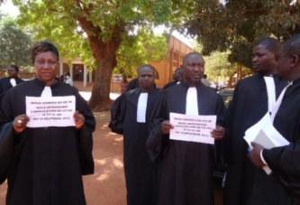 Palais de justice de Bobo : La colère des greffiers