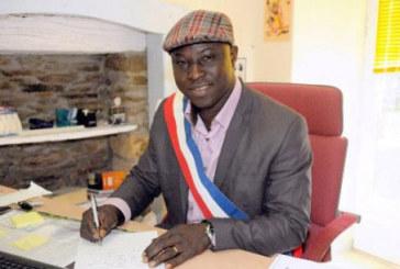 Le Togolais Simon Worou est le premier maire d'origine africaine du département français de l'Aveyron