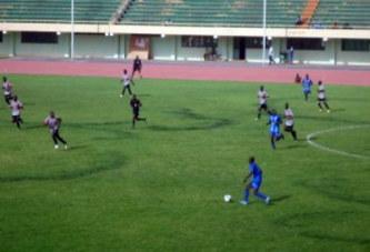 Fasofoot 1ere journée : l'ASFA chute d'entrée, l'EFO cartonne