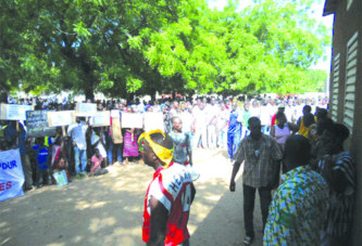 Transfert de la Douane de Bittou à Cinkansé :La Colère de la population