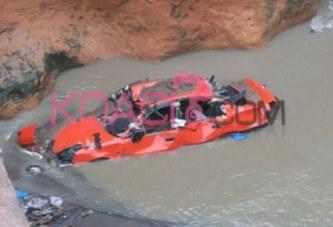 Côte d'Ivoire : Un taxi emporté par les eaux, 3 morts