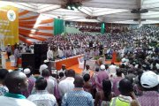 Photo du 1er congrès du MPP