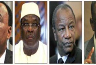 NOUVELLE CARTE POLITIQUE :  Ces chefs d'Etat roulent-ils pour le MPP ?