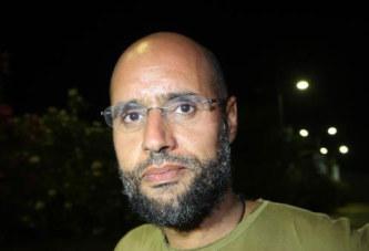 Libye: brève apparition de Seif Kadhafi sur une télévision libyenne