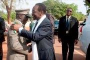 Grade de Géneral : Sanogo voulait s'en prendre à Dioncounda