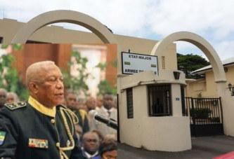 Gabon : Le Chef d'Etat major des Armées entre la vie et la mort en France