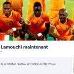 Côte d'ivoire | Une page Facebook pour chasser l'entaineur de l'équipe nationale de foot-ball