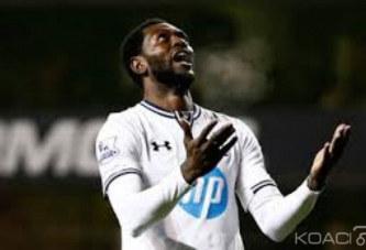 Togo : Adebayor devra réduire son salaire de 680 à 360 millions de FCFA pour rester à Tottenham