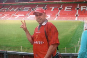 Cet homme a changé son nom pour s'appeler Machester United