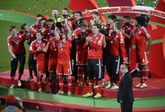 Foot : le Bayern Munich champion du monde des clubs
