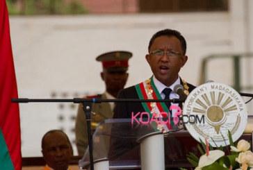 Madagascar : Le nouveau président accusé d'avoir plagié un discours de Sarkozy