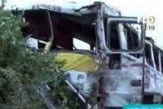 Burkina Faso - Axe Bobo-Boromo : 10 morts et de nombreux blessés dans un accident d'un car de la compagnie STAFF