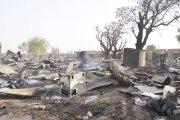 Commune rurale de Saaba:   Un incendie ravage le marché de Nioko 1