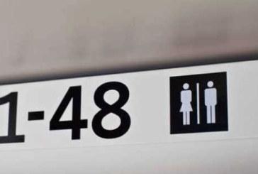 Une relation sexuelle dans les toilettes d'un avion dérape