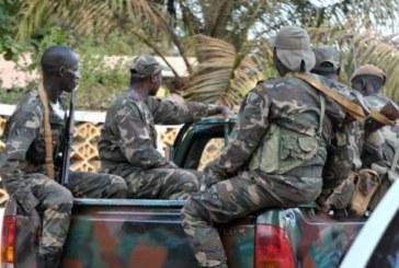 Lutte contre le grand banditisme : La police et l'armée sur terre et dans les airs