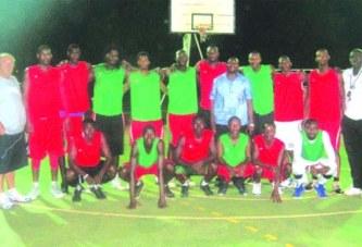 Préparation des Etalons basket à l'Afrobasket 2013: Six locaux pour renforcer les pros pour un stage à Bellecin (France)