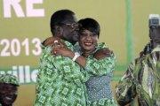 Henriette Konan Bedié sur RFI: «Mon mari est adorable, plein d'humour mais il parle peu»