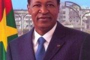 Photo officielle de Blaise Compaoré: Il n'y a pas que la politique qui compte