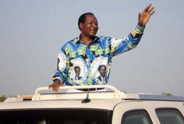 La probable candidature de Compaoré à la présidentielle toujours contestée