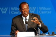 Paix et sécurité en Afrique : Blaise Compaoré, Le chef de l'Etat burkinabè traité de héros à Washington