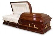 Une famille en lambeaux à cause d'un cercueil
