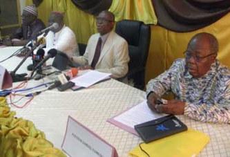 Me Gilbert Noël Ouédraogo à ses militants à Ouahigouya : «Si l'ADF-RDA avait voulu qu'on modifie l'article 37, il l'aurait été depuis»