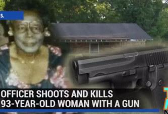 A 93 ans, la vieille dame voulait toujours conduire