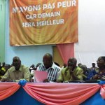 Mouvement du peuple pour le progrès:  Roch Marc Christian Kaboré, président du nouveau parti