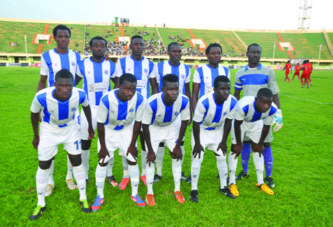 12e journée du championnat national de football de première division:   Les Stellistes freinent le leader