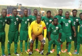 Football: Le Burkina Faso face au Sénégal le 21 Mai à Ouagadougou