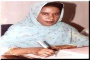 Une femme candidate à la présidentielle mauritanienne