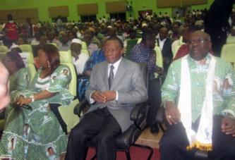 MEETING DE SOUTIEN DE LA FEDAP/BC:      Le plan B de Blaise Compaoré