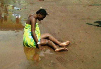 Gabon : Elle sort nue d'un motel et se fait écraser la jambe par le véhicule de son copain