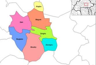 Ganzourgou: Cinq individus emportent plusieurs biens dans une attaque à main armée
