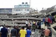 Ghana : Un hôtel inachevé s'effondre, 4 morts