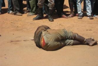 MEURTRE D'UNE JEUNE FILLE AU SECTEUR 11 DE OUAGADOUGOU:    Révoltées, les populations lynchent a mort le présumé coupable