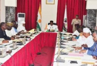 Niger: Le communiqué du conseil des ministres du lundi 30 septembre 2013